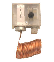 Freeze Protection Thermostat A/FS-xx Series