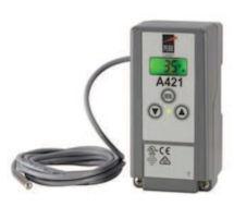 Single-Stage Electronic Temperature Control A421 Series