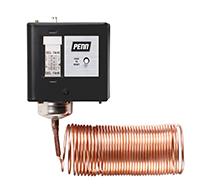 Low & High Temperature Limit Controls A70 Series