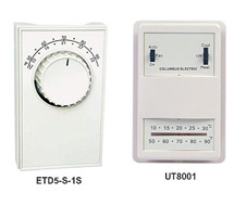 line voltage stats thermostats and controllers kele two position room thermostats et series ut8001