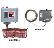 Honeywell L480 Series| Low Limit Temperature Controllers | Kele