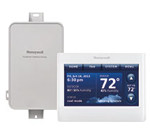 Programmable/Wireless Thermostat Prestige IAQ