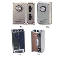 Johnson Controls T22, T25, T26, T46 | Line-Voltage