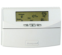 T7350 Series Programmable Commercial Thermostats and W7350 Controller T7350, W7350 Series