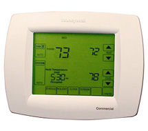 VisionPro™ Programmable Thermostat, Wi-Fi Accessible TH8000 Series, TB8220 Series