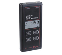 Dwyer Wet/Wet Handheld Digital Manometer 490 Series