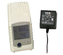 Amphenol Advance Systems Handheld CO2 / Temperature Meter 7001