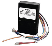 Pulse Width Modulation/Analog/Floating Point to Resistance Output. DRN 4 Series