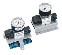 Electronic / Pneumatic Transducer EP-321 Series
