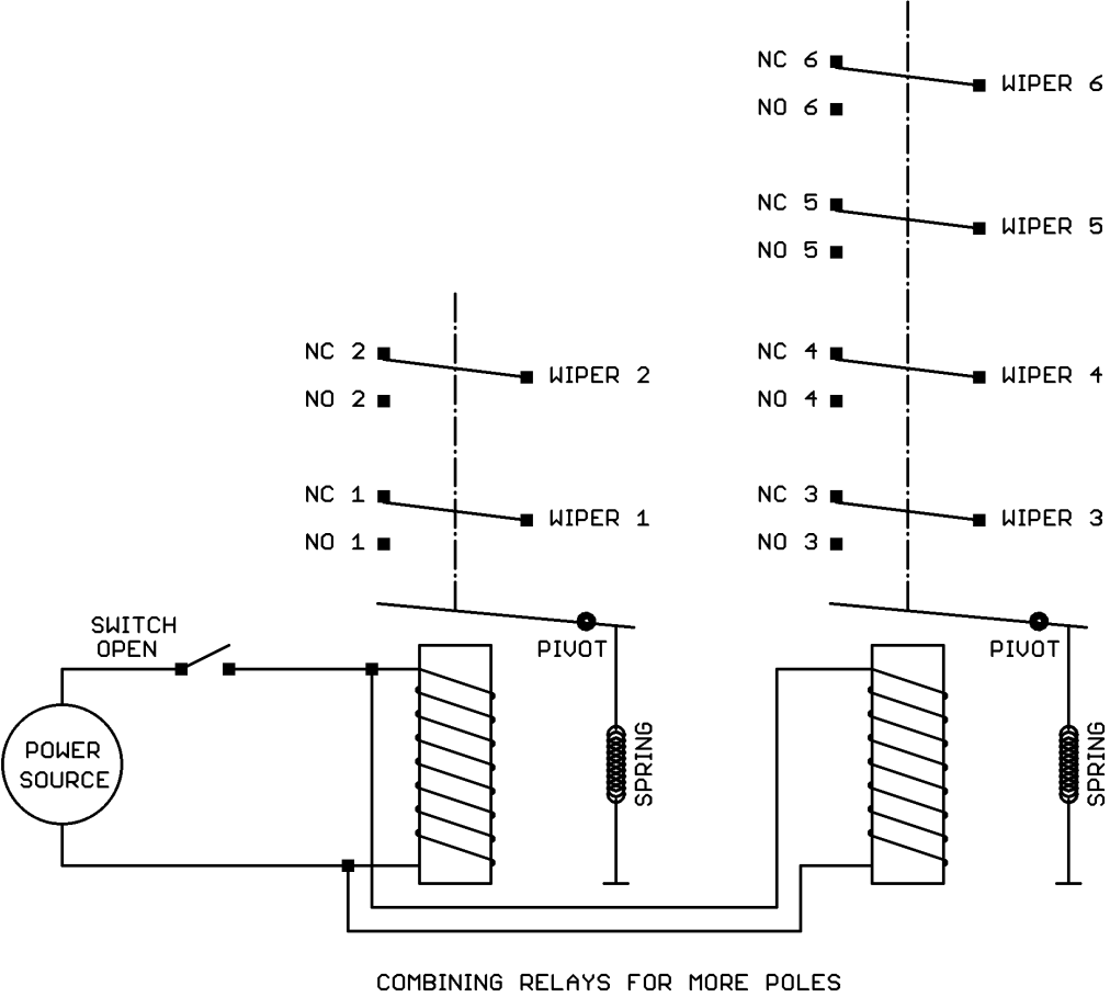 3pdt relay wiring diagram wiring diagram library 3pdt relay wiring diagram