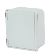 Stahlin Diamond Shield Series NEMA 4X Fiberglass Enclosures Diamond Shield Series