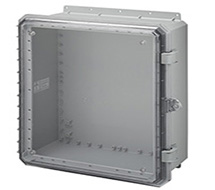 Integra Genesis Series NEMA 4X/6P Polycarbonate Enclosures and Accessories Genesis Series