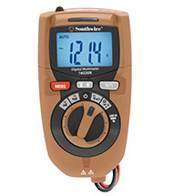 Compact 3-in1 Cat IV Multimeter 16020N Series