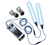 Germicidal UV Light Fresh-Aire AHU Series 1